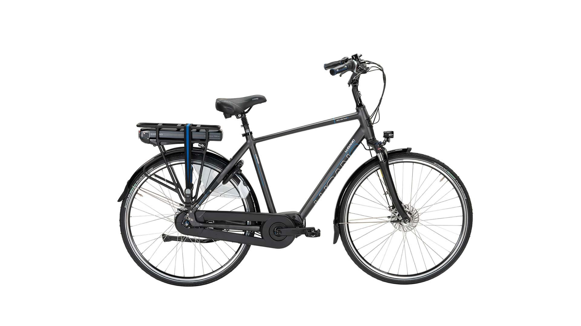 Lugano dutch e-bikes