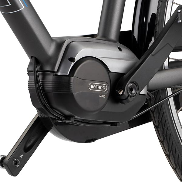 Lugano dutch e-bikes middenmotor